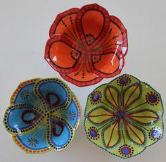 INCA Bowl - Desert trillium - Potter's Workshop