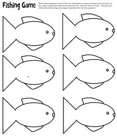 Slippery Fish Song Board Visual- FREE! (Download PDF or
