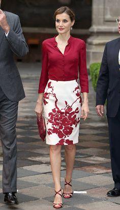 Rainha Leticia da Espanha