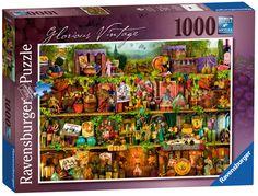 Glorious Vintage   Puzzle adultos   Puzzle   Productos   ES   ravensburger.com