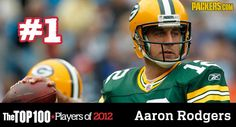 Green Bay Packers – Official Blog | Rodgers ranked #1 in NFL ...