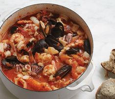 Cioppino Recipe at Epicurious.com