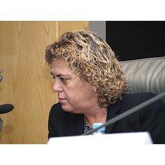 Teresa Palahí, vicepresidenta segunda del Consejo General de la ONCE.