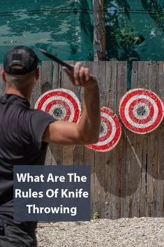 Our Top 5 Best Throwing Knives in 2019 (and Where You Can Get Them!) - Activities for teens Archery Targets, Archery Arrows, Archery Hunting, Family Activities With Toddlers, Preschool Family, Self Defense Weapons, Weapons Guns, Bow Quiver, Knife Throwing