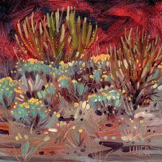 Buy online Flowering Sagebrush art, an original oil on canvas painting signed by artist Donald Maier. Fine Art Amerika, Desert Art, Calming Colors, Pastel Flowers, Painted Signs, Painting Tips, Oil On Canvas, Art Projects, Watercolor