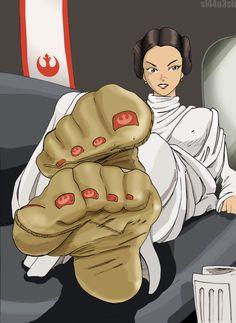 Princess Leia by sl44n3sh.deviantart.com on @deviantART