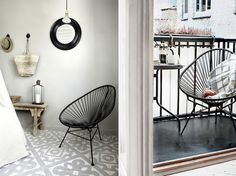 20 Acapulco Chairs For Balcony