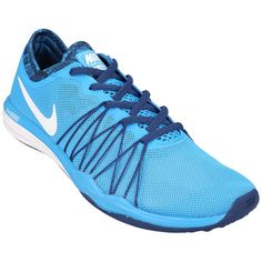 Zapatillas Nike Dual Fusion Tr - Negro+Rosa