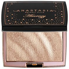 Shop Anastasia Beverly Hills' Amrezy Highlighter at Sephora. A limited-edition illuminating powder with an ultra-smooth formula and radiant finish. Best Mac Makeup, Love Makeup, Best Makeup Products, Beauty Makeup, Beauty Products, Amazing Makeup, Beauty Skin, Best Highlighter, Highlighter Makeup