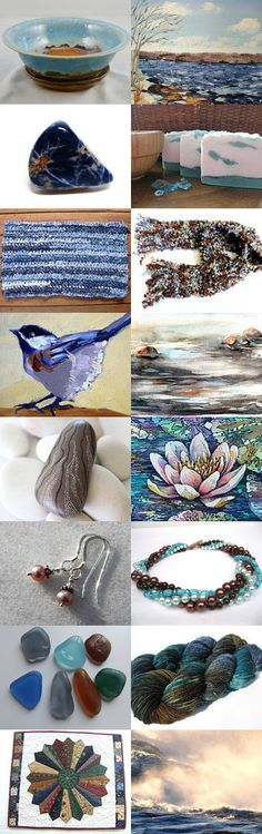Muddy Water by Beth on Etsy--Pinned+with+TreasuryPin.com