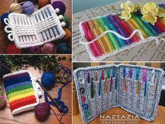 Crochet Hook Carry Case