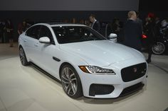 2016 Jaguar XF-S - Provided by MotorTrend