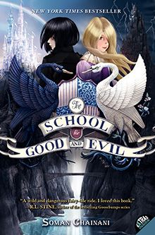 This year, best friends Sophie and Agatha are about to discover where all the lost children go: the fabled School for Good & Evil, where ordinary boys and girls are trained to be fairy tale heroes and villains.