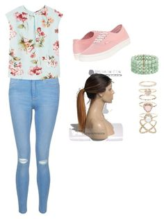 """""""Untitled #228"""" by rikey-byrnes on Polyvore featuring New Look, MANGO, Vans, Lonna & Lilly and Accessorize"""