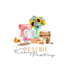 Baking Logo Design, Cake Logo Design, Logo Branding, Branding Design, Sweet Logo, Bakery Logo, Bakery Names, Cd Cover Design, Cake Decorating Designs