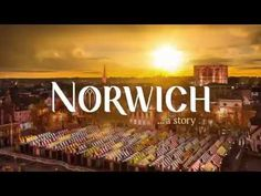 Norwich Cathedral - Norwich Flow Motion July 2017