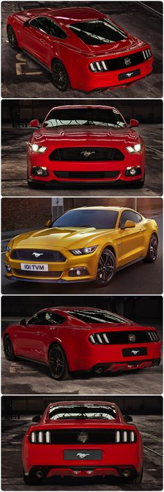 "Ford Mustang Order Stampede for Iconic Car - ""The rush to configure Mustang…"