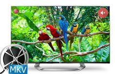 Play MKV Video on LG TV