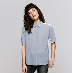 Hay Blouse by J Brand