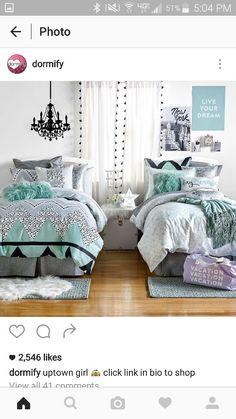 Uptown girl dorm