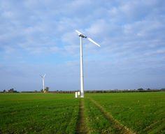 Impianto minieolico 10kW ZUNGOLI (AV) Eseguito nel Settembre 2011  Lat. 41.140° - Long 15.174°  #minieolico