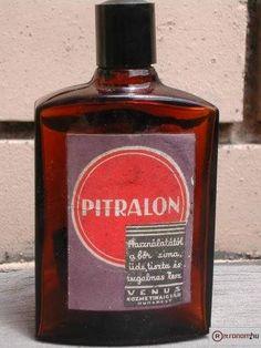 Pitralon arcszesz - retro