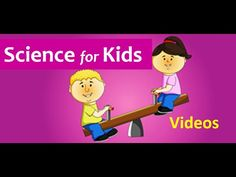 Science for Kids  -In animation videos