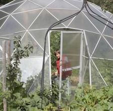 How to Safely Heat a Homemade Greenhouse