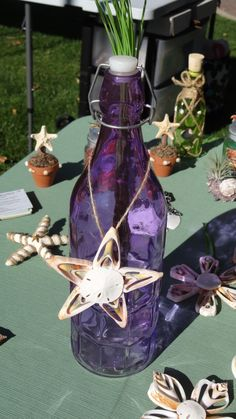 Star Ornament ~ Strawberry Cut (Original design by Creations By The Light Of Dawn and not to be duplicated for sale)