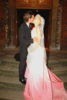 Celebrity wedding gowns that make us swoon. See all the looks here!