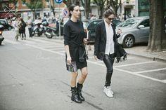 Milan Fashion Week 2015 S/S Street Style :Day 2
