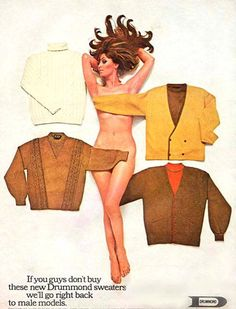 Drummond Sweaters