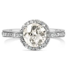 The Brigid Ring  #BrilliantEarth