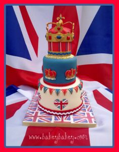 Royal Baby Shower Party   Visit www.fireblossomcandle.com for more party ideas