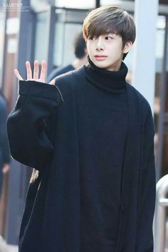 Find images and videos about kpop, monsta x and hyungwon on We Heart It - the app to get lost in what you love. Monsta X Hyungwon, Yoo Kihyun, Jooheon, Gwangju, Got7, Fandom, Lee Minhyuk, Kpop, Starship Entertainment