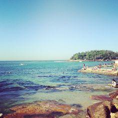 #summer #beach #waves