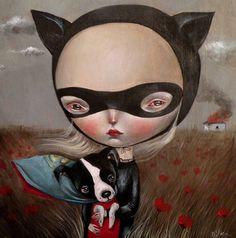 http://www.ufunk.net/wp-content/uploads/2011/10/dilka-bears-paintings-04.jpg