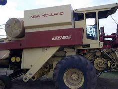 New Holland TR85 combine salvaged for used parts. This unit is available at All States Ag Parts in Salem, SD. Call 877-530-4010 parts. Unit ID#: EQ-24372. The photo depicts the equipment in the condition it arrived at our salvage yard. Parts shown may or may not still be available. http://www.TractorPartsASAP.com
