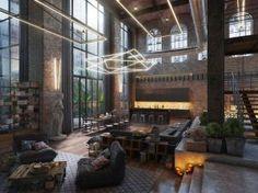 Loft Living Room Ideas_17