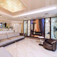 Decorate your home with Precious Stones. Pic by @olgakondratska