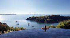 The Delamore Lodge, Waiheke Island, New Zealand | Now Gaze At The 10 Most Amazing Hotel Pools In The World