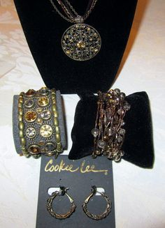 Cookie Lee Jewelry: Earrings and More