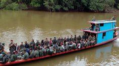 La mayor movilización de las FARC en su historia – The Bosch's Blog