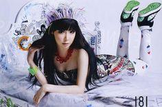2NE1 | 박봄 Park Bom | Nylon Korea May 2014 issue