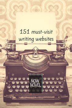 How to write a book: practice your craft, find a writing community, seek help from a writing mentor and use these 151 must-visit websites for writers. Just dont forget to make time to write xkx Writing Quotes, Writing Advice, Writing Help, Writing Skills, Writing A Book, Fiction Writing, Essay Writing, Writing For Children, Writing Ideas