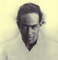 Langston Hughes: Cross         My old man's a white old man  And my old mother's black.  If ever I cursed my white old man  I take my curses back.  If ever I cursed my black old mother  And wished she were in hell,  I'm sorry for that evil wish  And now I wish her well  My old man died in a fine big house.  My ma died in a shack.  I wonder were I'm going to die,  Being neither white nor black?