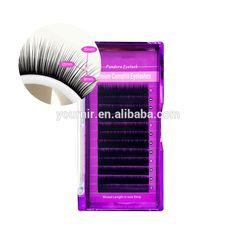 hand made type false eyelash premium silk eyelashes nail polish,beautier eyelash extension prime silk