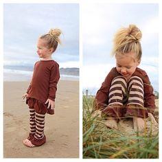 GroopDealz | Girls Pant Set - 3 Styles! #groopdealz #ruffles #pantset #kidstyle