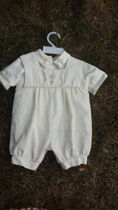 Check out this item in my Etsy shop https://www.etsy.com/listing/464870853/1980s-baby-christening-suitmarked-medium