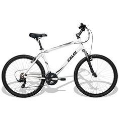 Acabei de visitar o produto Bicicleta Caloi Sport Comfort Aro 26 - 21 Marchas - Suspensão Dianteira - Alumínio